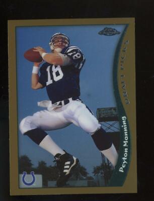 1998 Topps Chrome #165 Peyton Manning RC Rookie