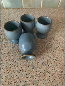 Denby egg cups