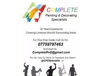 Painting And Decorating Specialists: @CPDSpecialist
