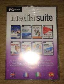 Magix Media Suite PC Software BNIB