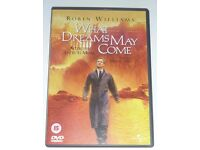 What Dreams May Come DVD - Robin Williams