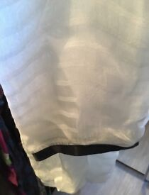 Brand New, Asian Scarf ( dupatta ), extra long size, with fancy frill on sides