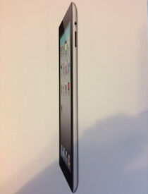 Idea Gift - Apple iPad 2 Wi-Fi 64GB Black Model A1395 - New unused still with iPad plastic wrap