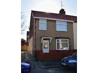 BRIDLINGTON 3 BEDROOM SEMI HOUSE FOR SALE IMMACULATE GCH DG CARPETS NEW BATHROOM&NEW FITTED KITCHEN