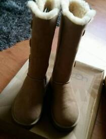 New ugg boots.