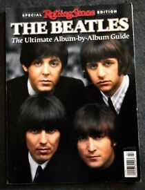 Rolling Stone Magazine 'The Beatles Ultimate Album By Album Guide'