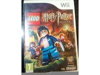 Wii Lego Harry Potter Years 5-7. Used, very good condition