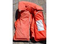Helly Hanson childs life jacket