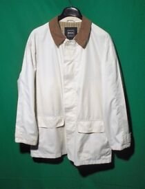 MAN'S JACKET BY 'B.S.M'. The sportswear company.