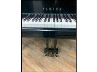 Yamaha GC1 SH Silent Grand Piano circa 2007 |Belfast Pianos |