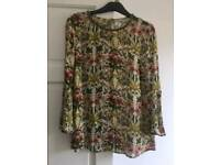 Ladies Next blouse size 6