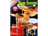 Progressive Drum Grooves (Book/CD)