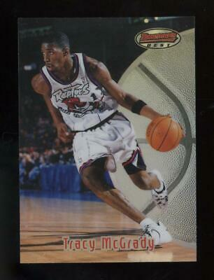 1997 Bowman's Best Refractor #111 Tracy McGrady RC Rookie