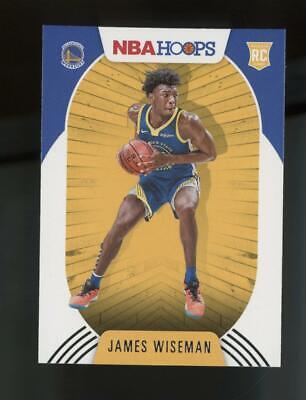 2020 Panini Hoops #205 James Wiseman RC Rookie