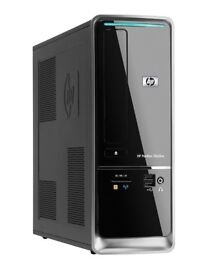 REFURBISHED HP DESKTOP PC, 4GB RAM, 500GB HARD DISK, WINDOWS 7, WIFI