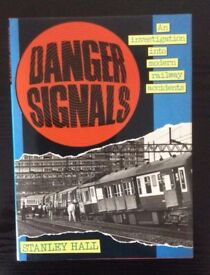 Danger Signals book by Stanley Hall for sale