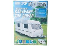 MAYPOLE CARAVAN TOP COVER 6.8-7.4m [ NEW ]