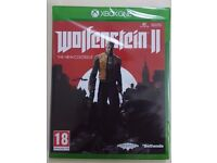 Wolfenstein 2 The New Colossus Xbox One Brand New Sealed - collect only Stockport