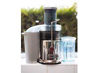 Sage BJE410UK Nutri Juicer Juice Extractor