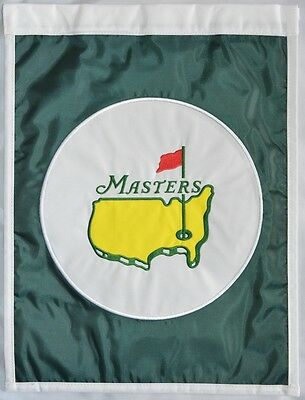 2015 MASTERS Undated GARDEN FLAG from AUGUSTA NATIONAL