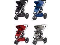 New Quinny Buzz and Cabriofix Carseat