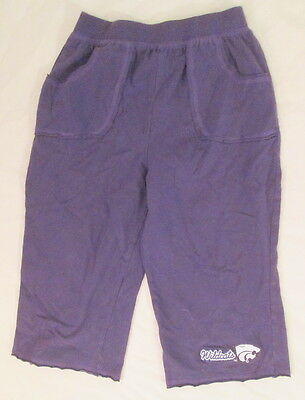 State Wildcats Spring - KSU Wildcats PURPLE jersey long shorts Girl L(10-12) *FREE SHIP* Kansas State U