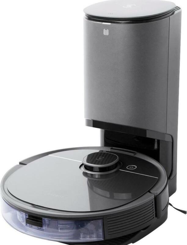 ECOVACS Robotics - DEEBOT T8+ Vacuum & Mop Robot with Advanced Laser Mapping-
