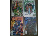 Marvel Avengers Forever 3, 4, 9, 11