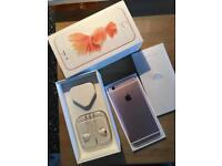 Apple iPhone 6s Rose Gold 16gb EE Mint Condition