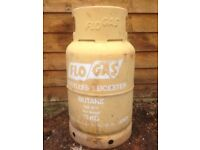 BUTANE 13KG EMPTY GAS BOTTLE £15 COLLECTION ONLY THIS IS THE SECOND BOTTLE I HAVE