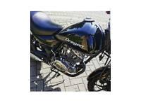 Lexmoto 125cc Motorbike (Manual) & Helmet