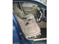 BMW E46 saloon leather seats and door cards