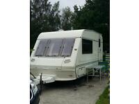 2 BERTH CARAVAN 1994 ABI ACE AIRSTREAM