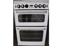 NEW WORLD Newhome Gas Cooker - White . can deliver for 1 pound per mile from po2