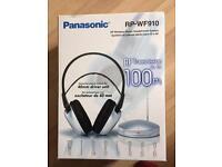 Panasonic wireless Headphones
