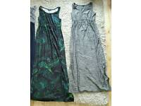 NEXT MATERNITY MAXI DRESSES £10 EACH