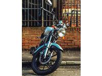 Yamaha YBR Cruiser 125cc