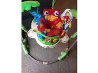 Fisher-Price Rainforest Jumperoo Baby Activity Seat