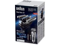 braun 9095cc Series 9 brand new