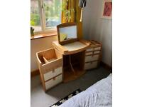 MAKE ME AN OFFER! Art Deco-inspired Gainsborough dressing table from Marks & Spencer.