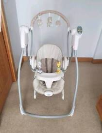 Graco Swing And Bouncer baby Chair