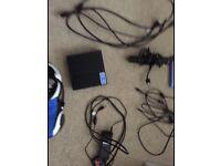 PlayStation vr and camera