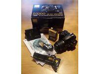 Nikon D3200 & 18mm - 55mm, f4.5-5.6 VRII, **boxed & reduced**