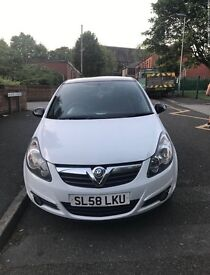 Vauxhall Corsa 1.2ltr SXI Limited Edition