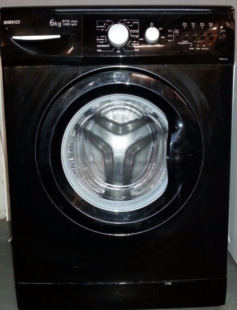 Beko Washing Machine WM6143B/FS20171, 3 month warranty, delivery available in Devon/Cornwall