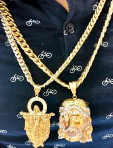 Beautiful pendants and chains