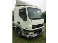 leyland daf lf45 2001-2014 doors bonnet wings