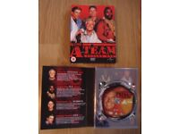 The A-Team Seasons 1 and 2 DVD TV series in excellent condition. All disks are near mint condition.