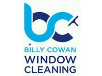 Billy Cowan Window Cleaning Licenced and Insured