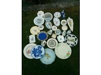 Decorative collectible ceramics only £4 for the lot